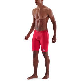 Skins Series-1 Half Tights Herren red